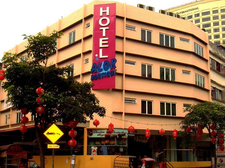 Alor Boutique Hotel Bukit Bintang Kuala Lumpur Mulai Dari