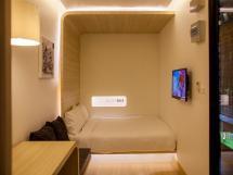 Sleep Box Hotel - Agoda