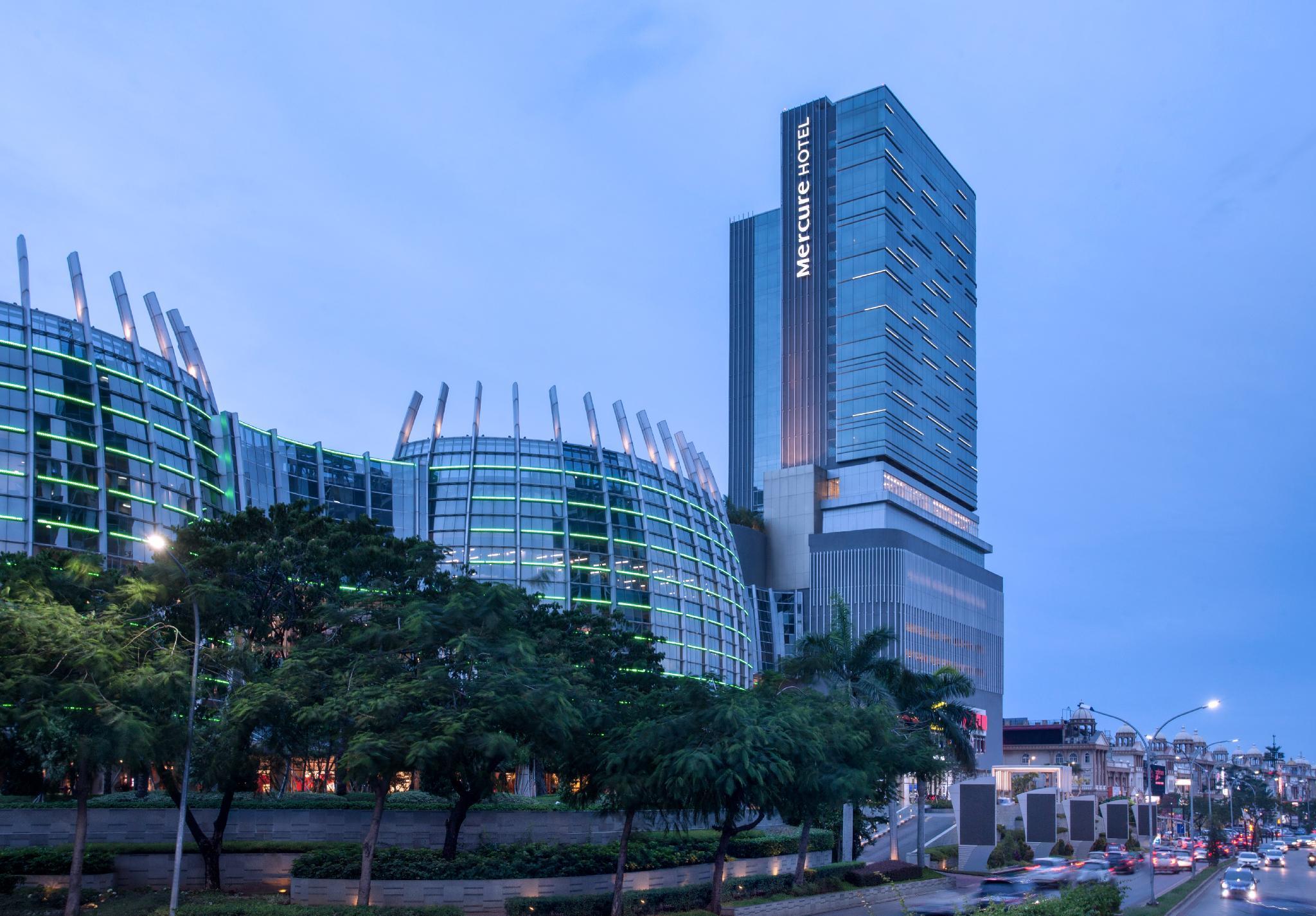 Mercure Jakarta Pantai Indah Kapuk Indonesia Mulai Dari Rp
