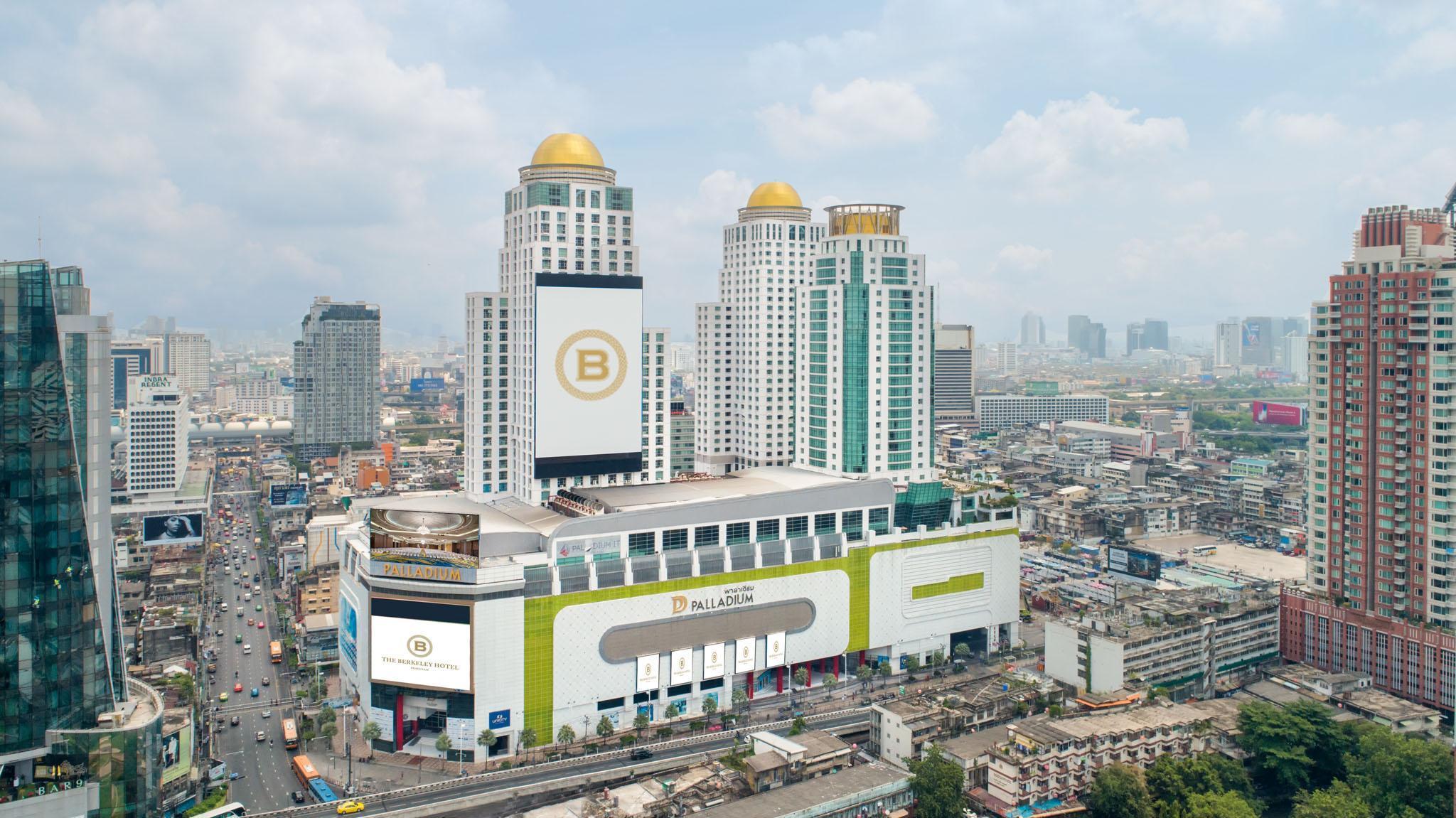 The Berkeley Hotel Pratunam Bangkok Room Rates Photos