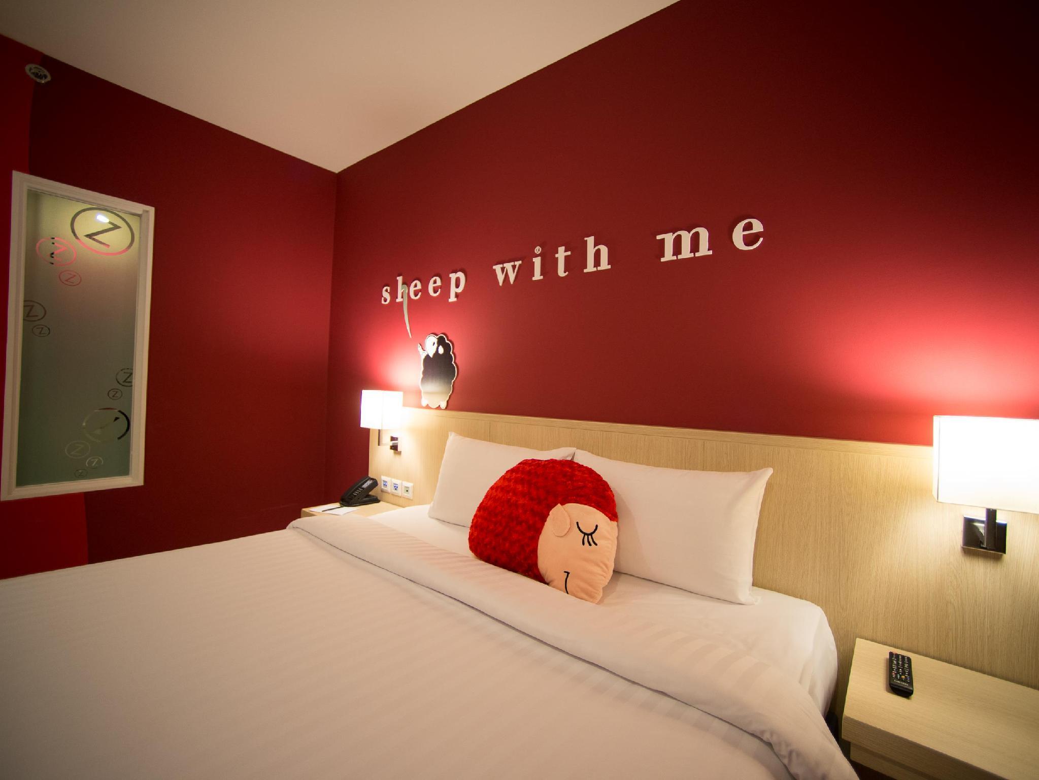 Sleep With Me Hotel Design Hotel At Patong Phuket Room