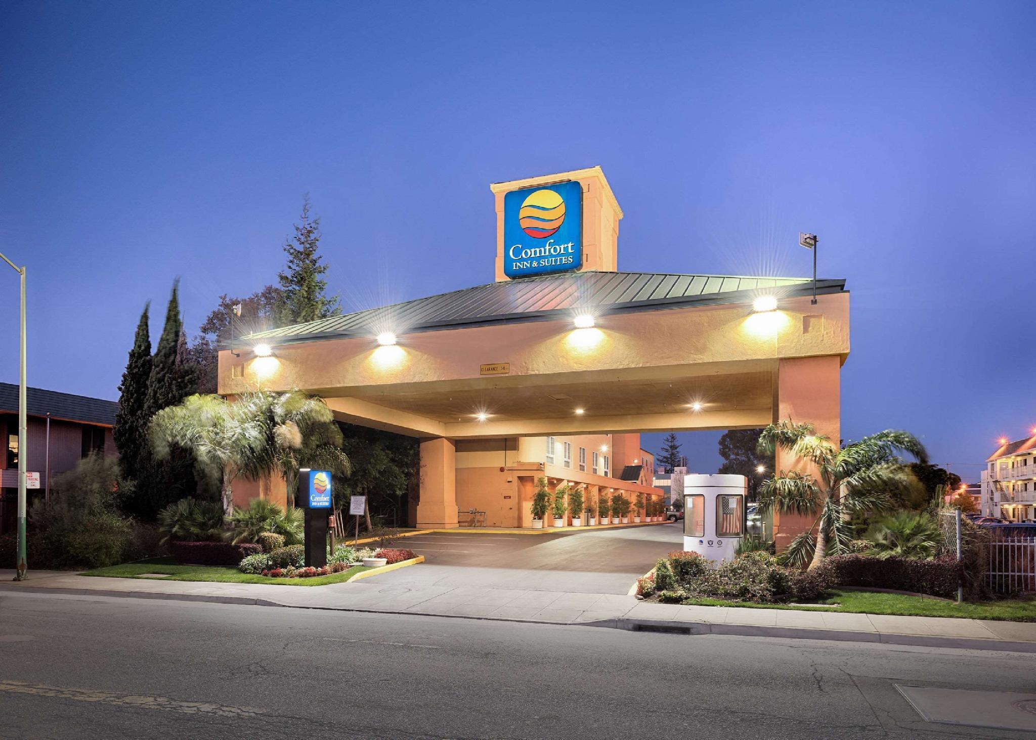 Comfort Inn Suites Oakland San Francisco Ca Mulai Dari