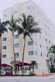 Ocean Spray Hotel Miami Beach Fl United States