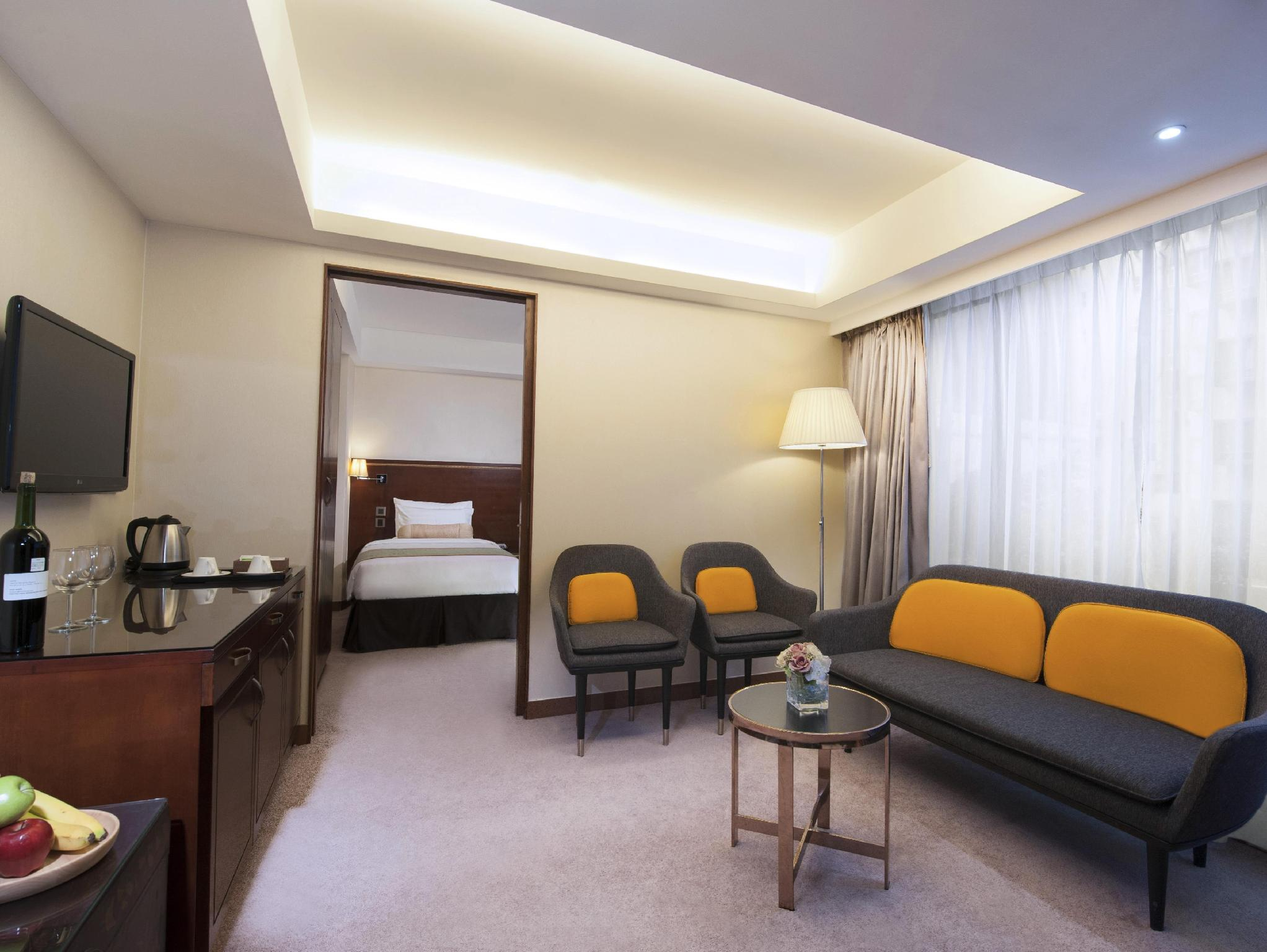 Brighton Hotel Hong Kong - Room Deals. Photos & Reviews