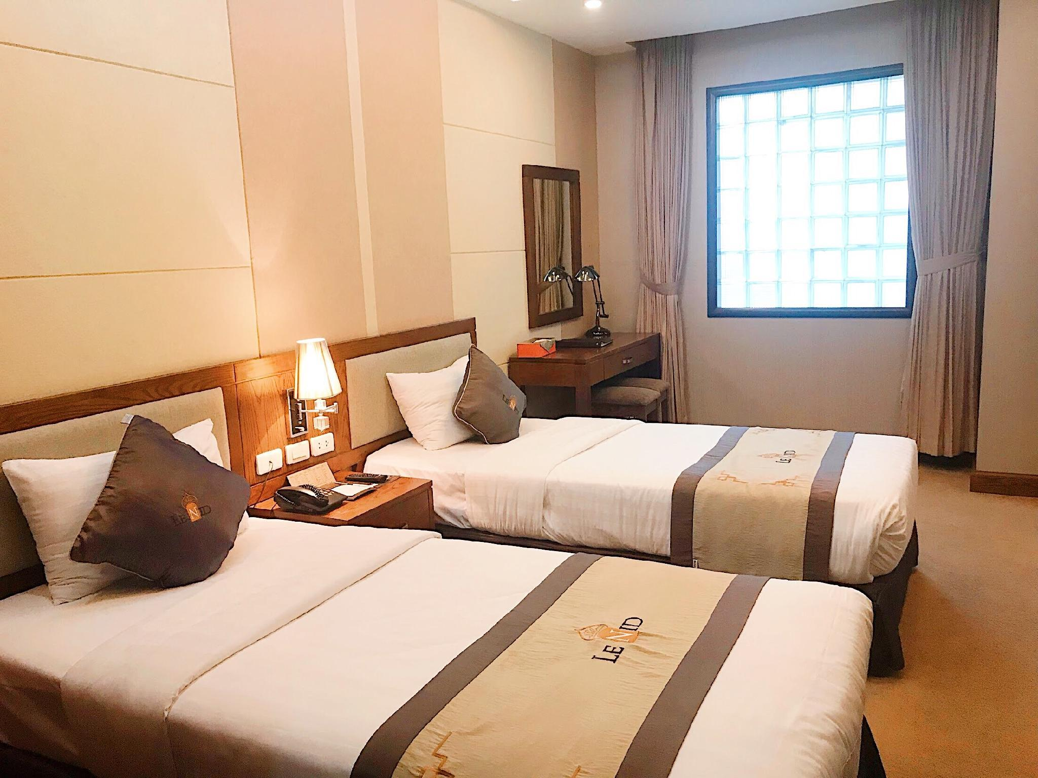 Lenid Hanoi Hotel Vietnam Mulai Dari Rp 414594 Agoda Com
