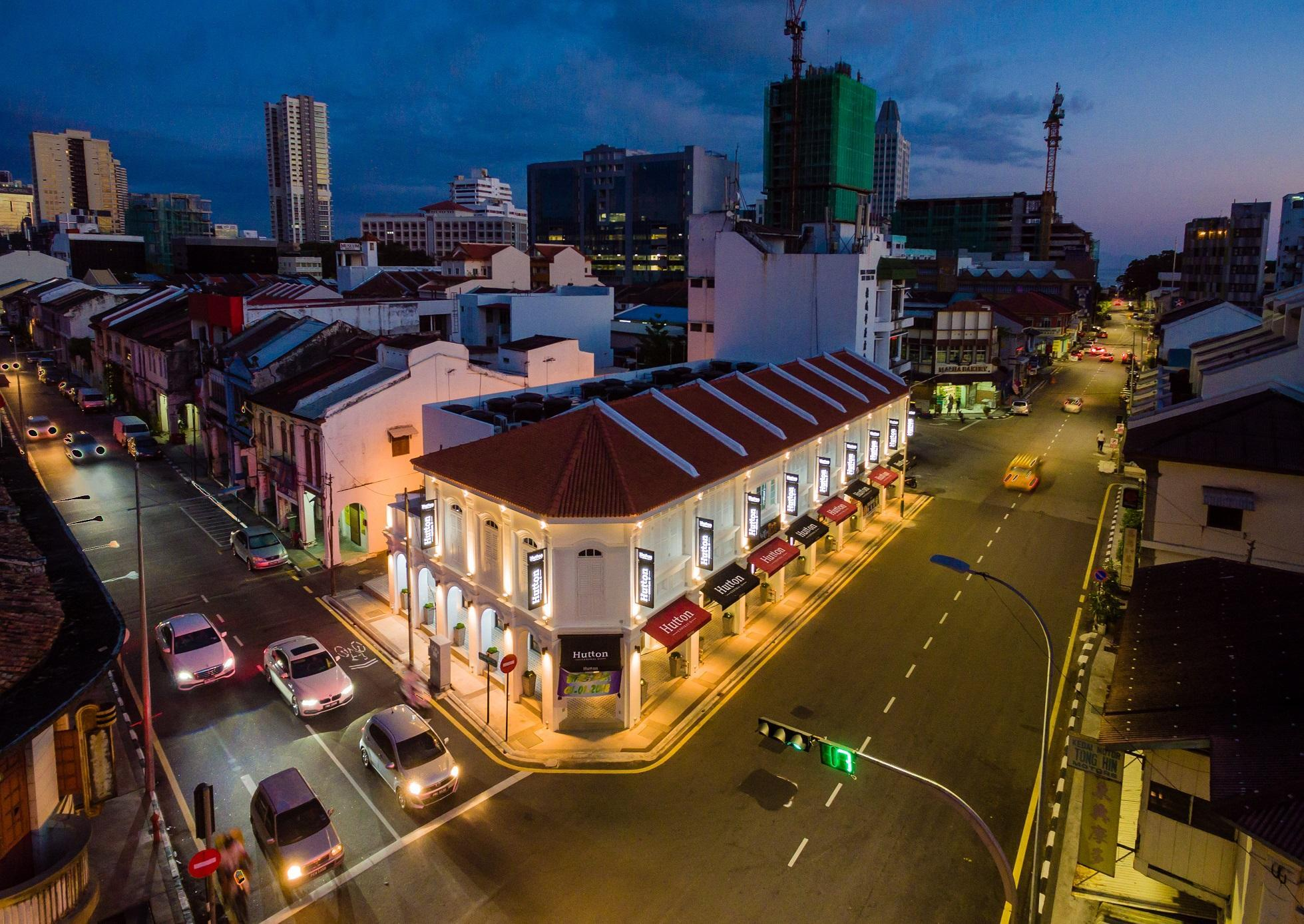 Hutton Central Hotel By Phc Georgetown Penang Room Deals