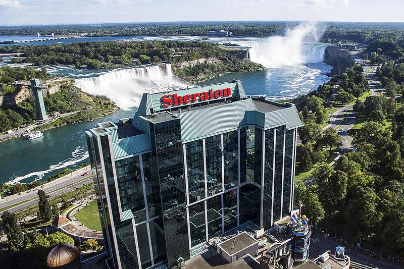 Sheraton On The Falls Hotel Ripley S Area Niagara Falls