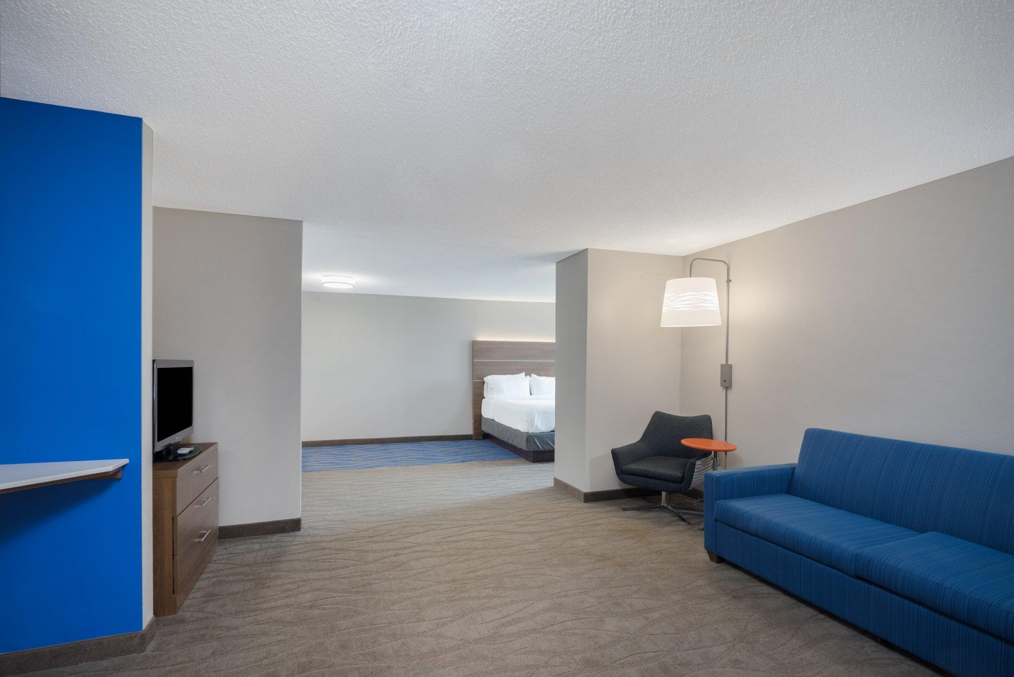 Holiday Inn Express Hotel Suites Frankfort In Frankfort