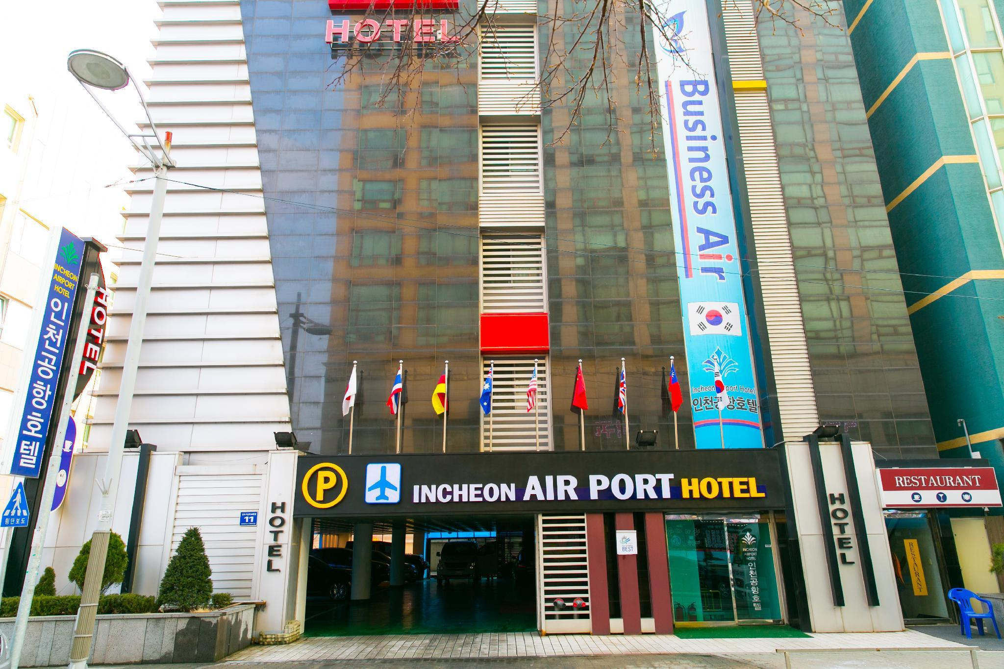 Hotel Incheon Airport In South Korea Room Deals Photos