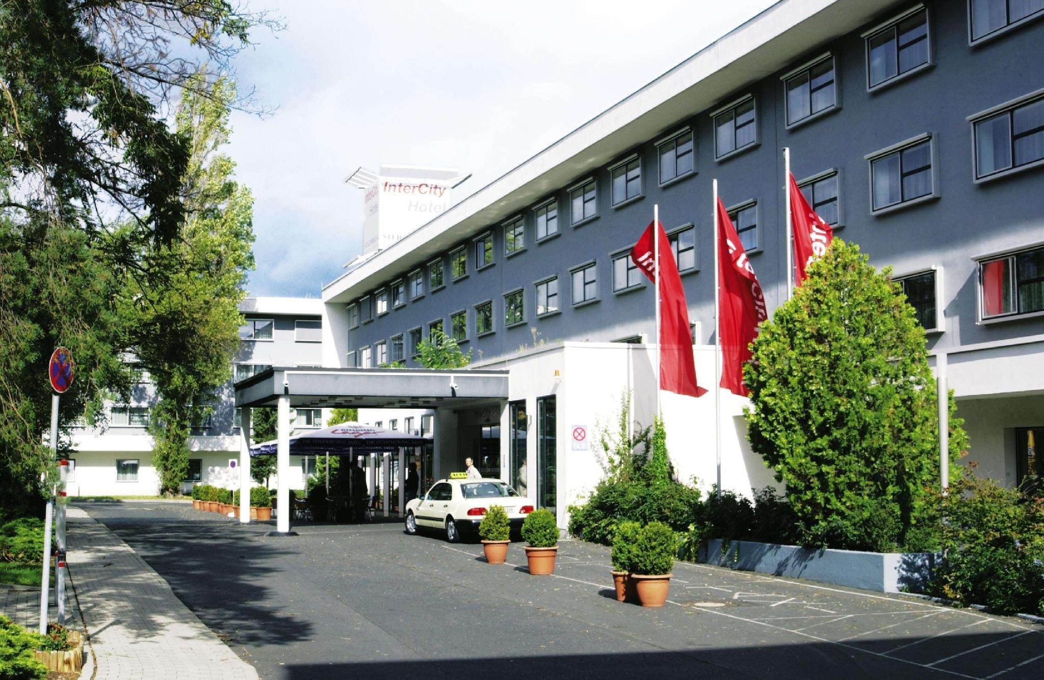 Intercityhotel Frankfurt Airport In Frankfurt Am Main Room