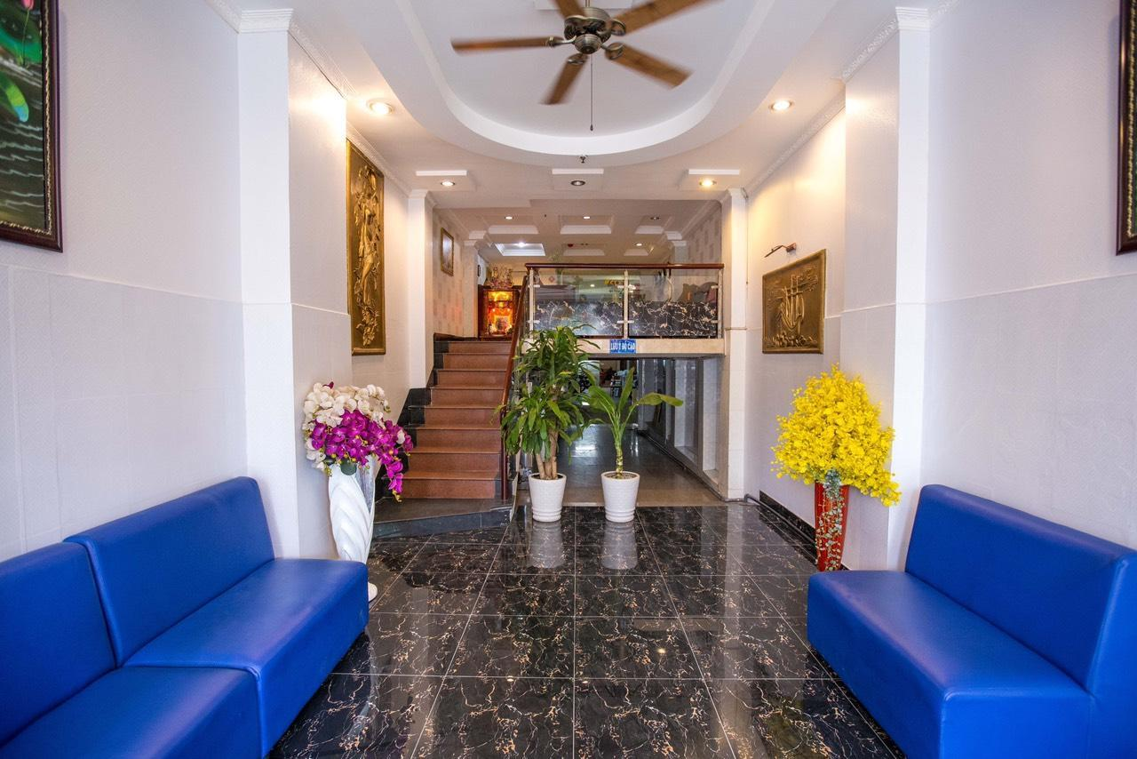 Blue Sapphire Hotel Apartment In Ho Chi Minh City Room