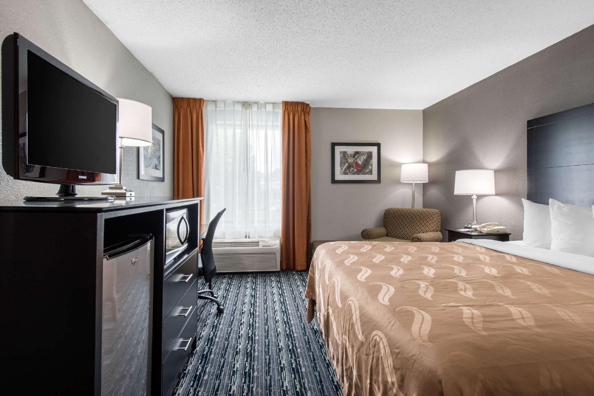 Quality Inn Suites Brownsburg Indianapolis West Hotel