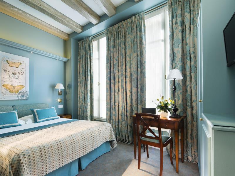 Hotel Le Relais Saint Honore 1st Louvre Chatelet Paris