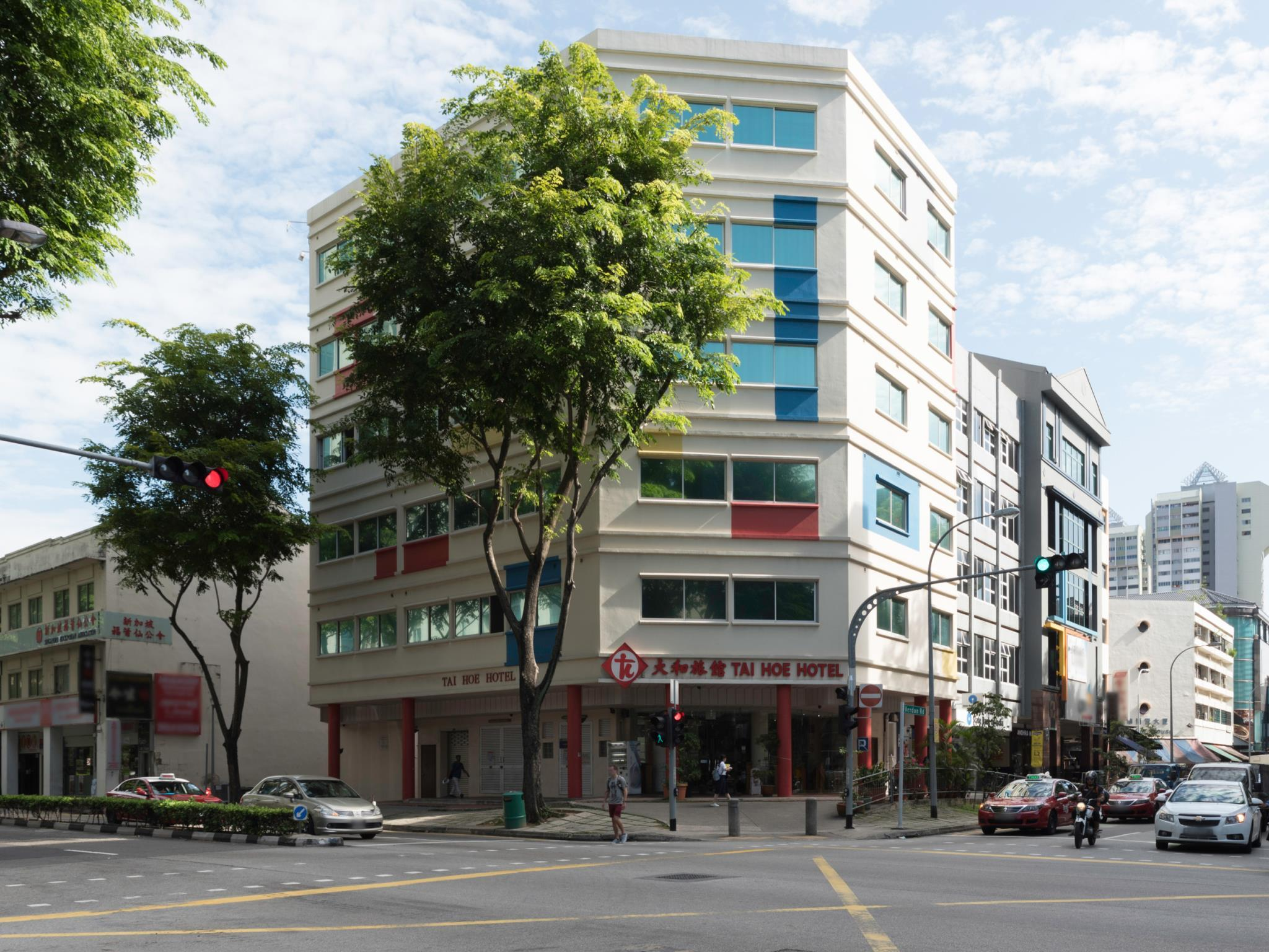 Tai Hoe Hotel In Singapore Rooms Deals Reviews