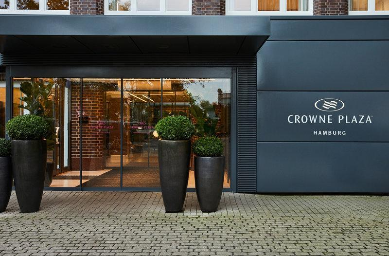 Crowne Plaza Hotel Hamburg City Alster In Germany Room
