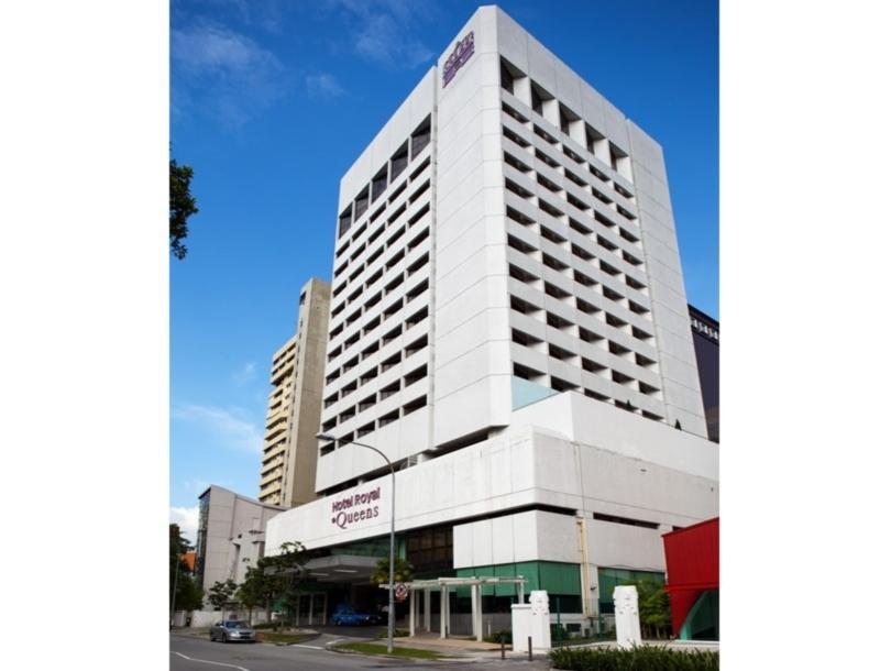 Hotel Royal Queens In Singapore Rooms Deals Reviews