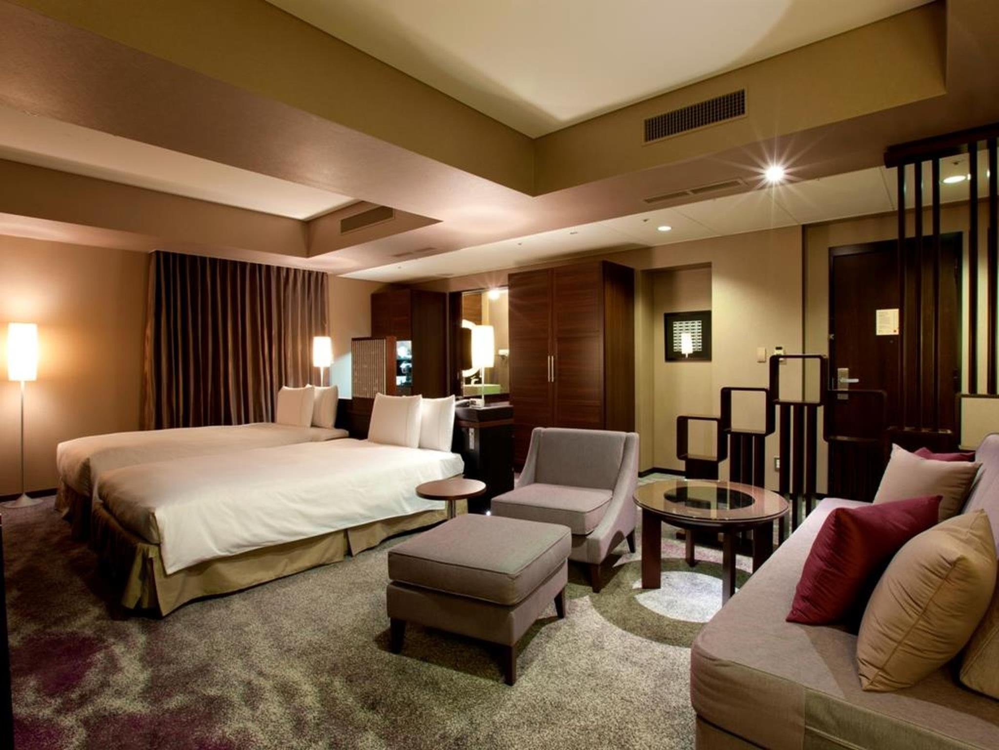 The Royal Park Hotel Tokyo Shiodome in Japan  Room Deals Photos  Reviews