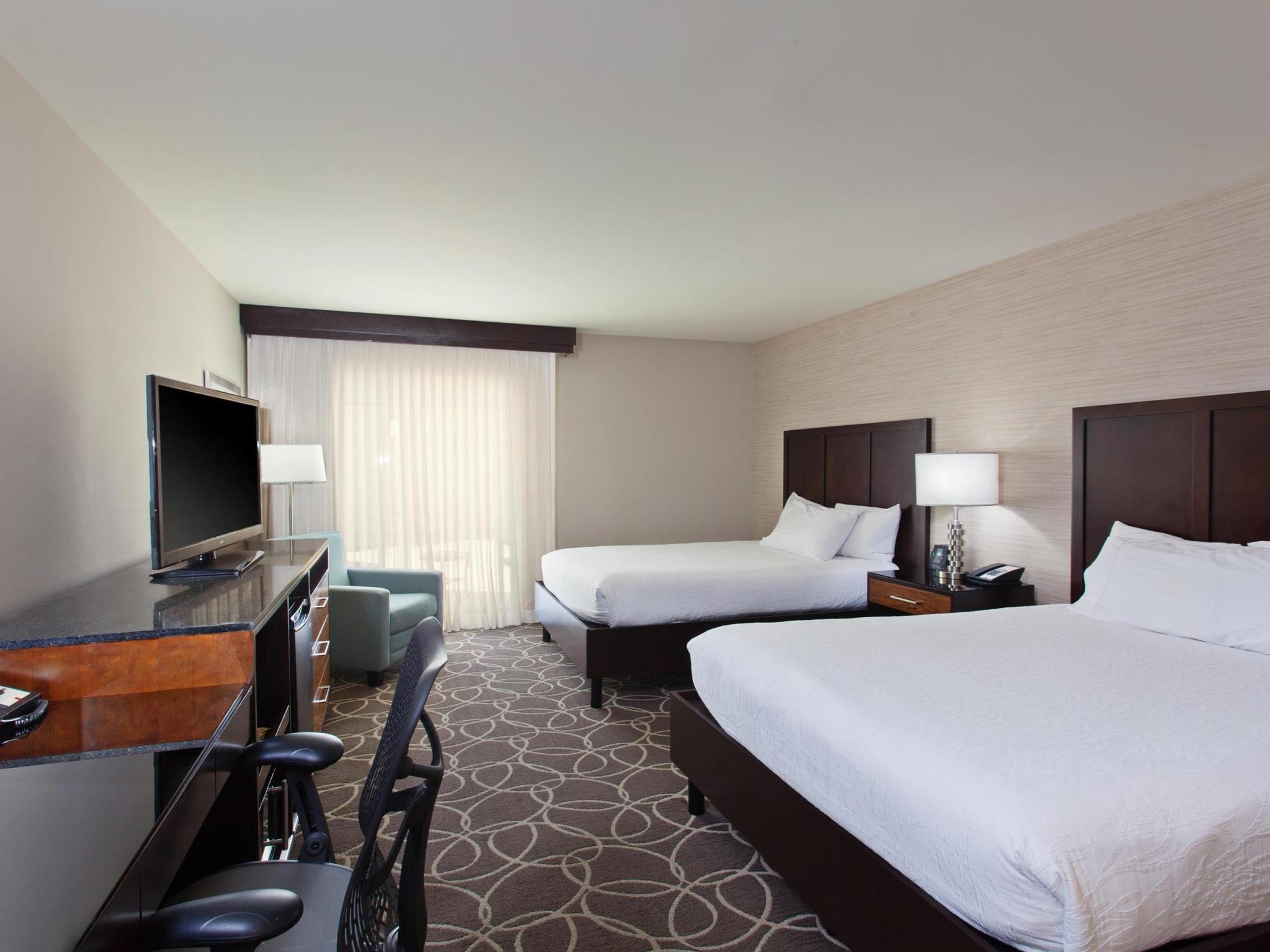洛杉磯(CA) 瑪麗安德爾希爾頓花園酒店 (Hilton Garden Inn Marina Del Rey)_舒適型_預訂優惠價格_地址位置_聯系方式