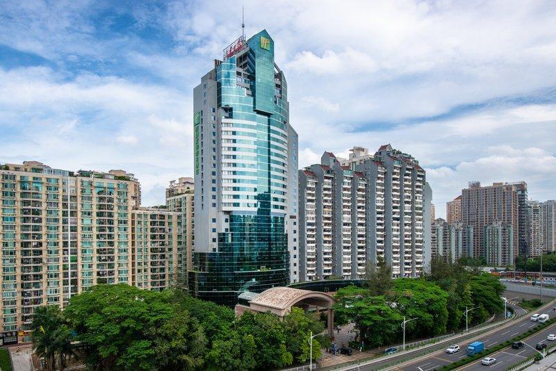 Nanshan Shekou Map And Hotels In Nanshan Shekou Area Shenzhen
