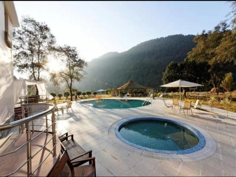 Corbett River Creek Resort In India Room Deals Photos