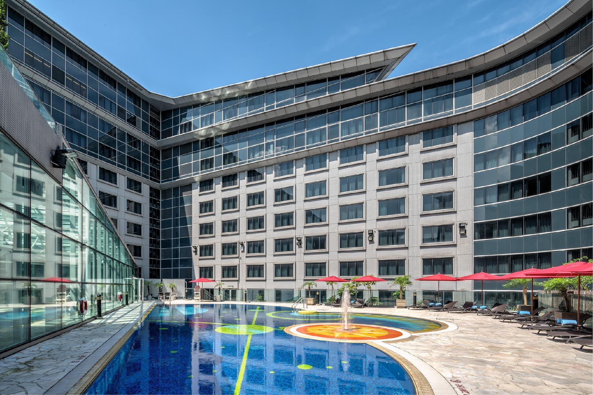 Regal Airport Hotel in Hong Kong  Room Deals Photos  Reviews