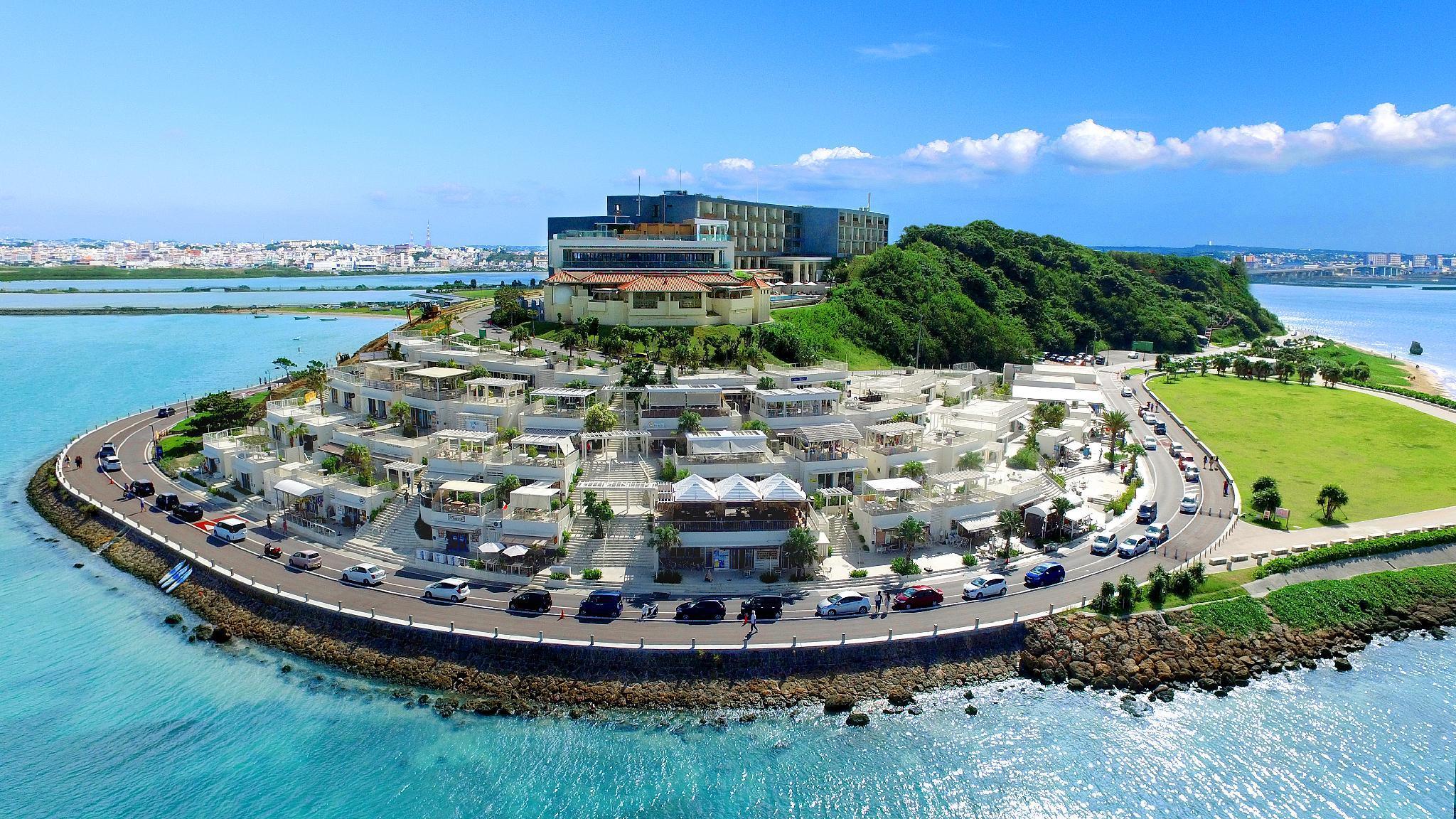 沖繩本島琉球溫泉瀨長島飯店 (Ryukyu Onsen Senagajima Hotel)線上訂房|Agoda.com