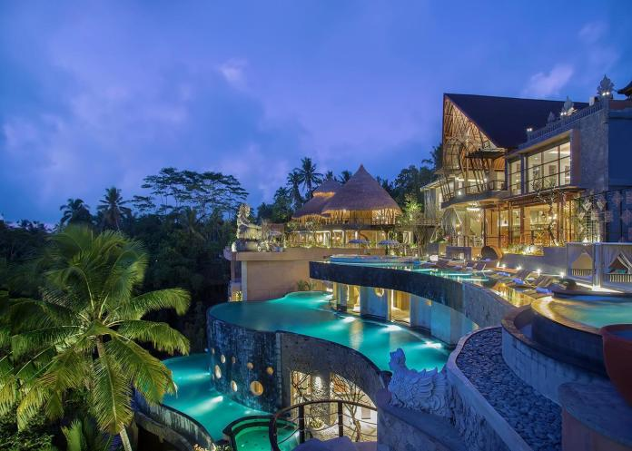 The Kayon Jungle Resort By Pramana In Bali Room Deals Photos Reviews