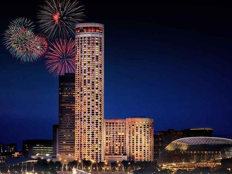 Swissotel The Stamford Hotel Marina Bay Singapura Mulai