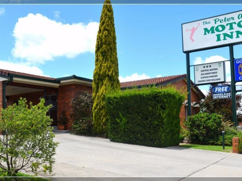 Peter Allen Motor Inn Motel Tenterfield Deals Photos