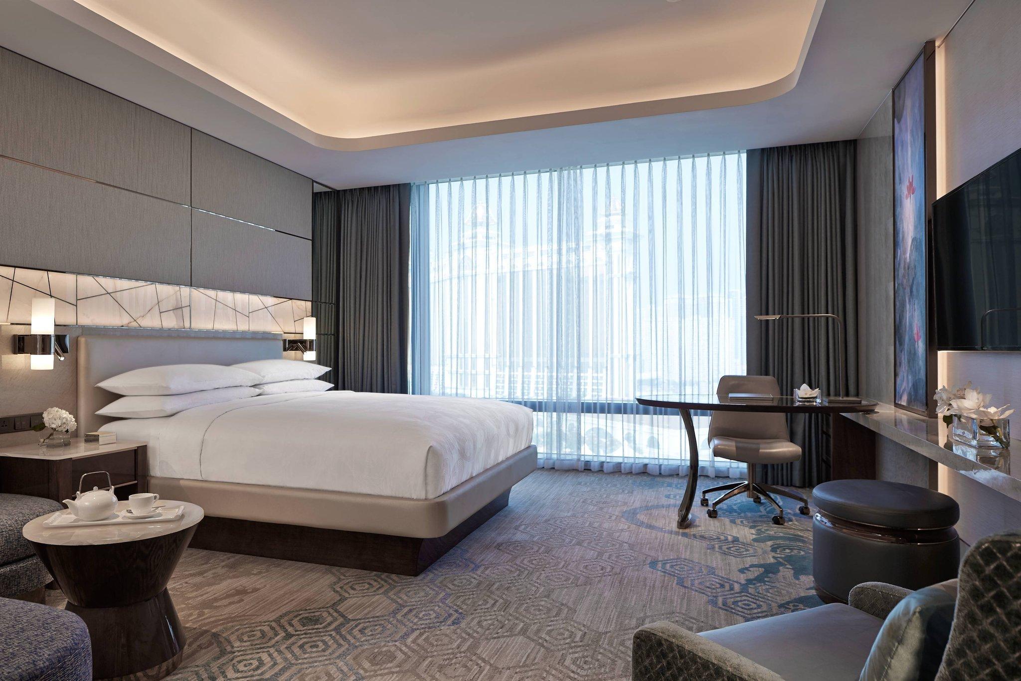 澳門澳門JW萬豪酒店 (JW Marriott Hotel Macau) - Agoda 提供行程前一刻網上即時優惠價格訂房服務
