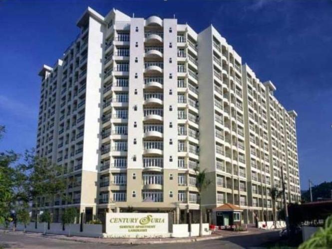 Kuah Century Suria Service Apartment