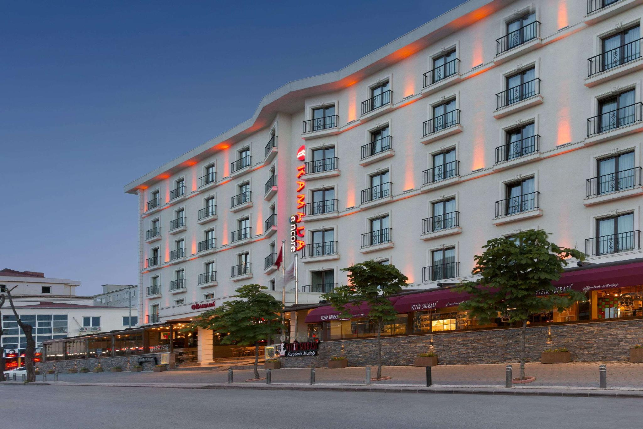 Ramada Encore By Wyndham Istanbul Airport From 47 Room