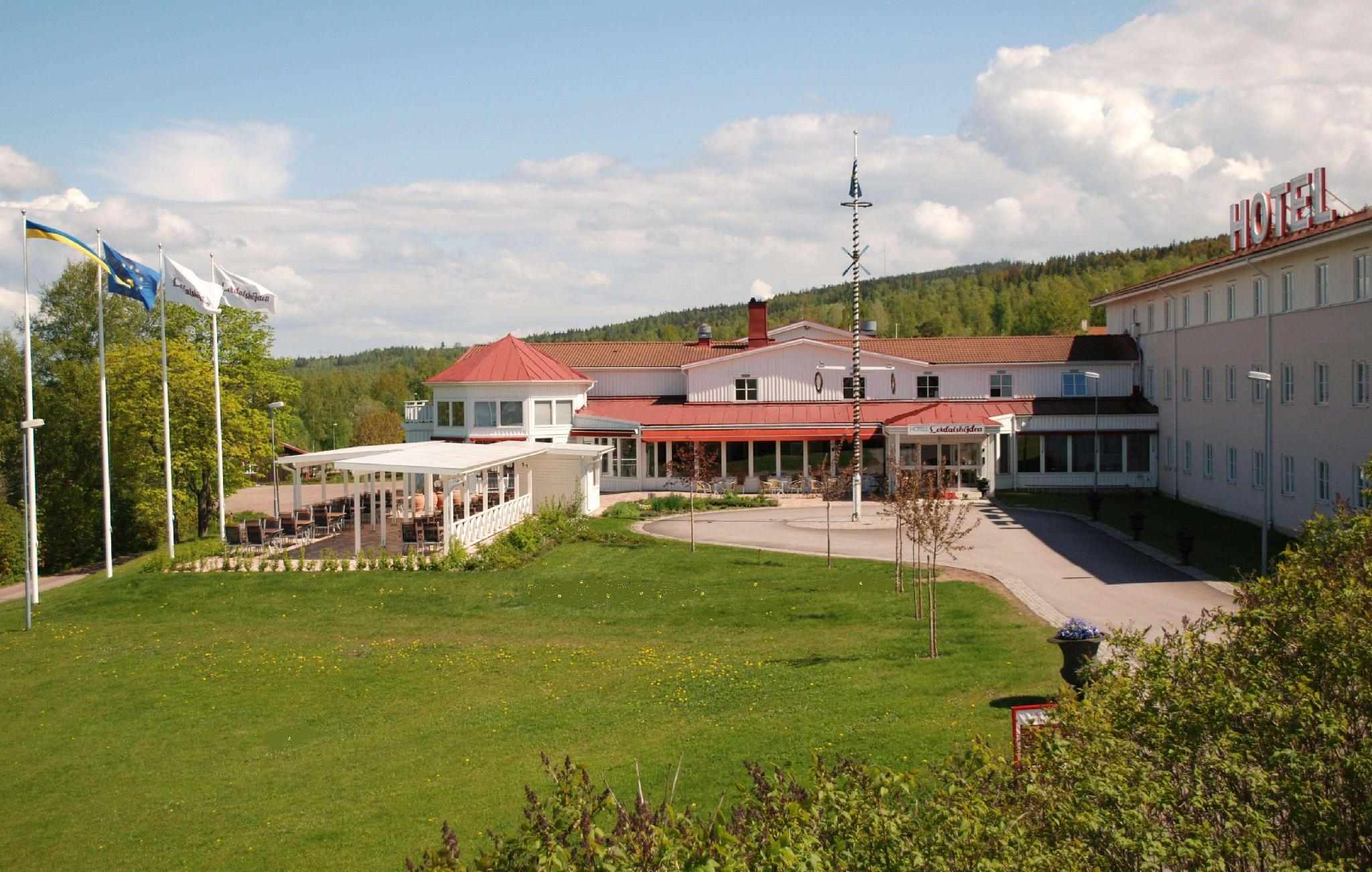 Best Western Hotell Lerdalshoejden Gardebyn Rattvik Mulai