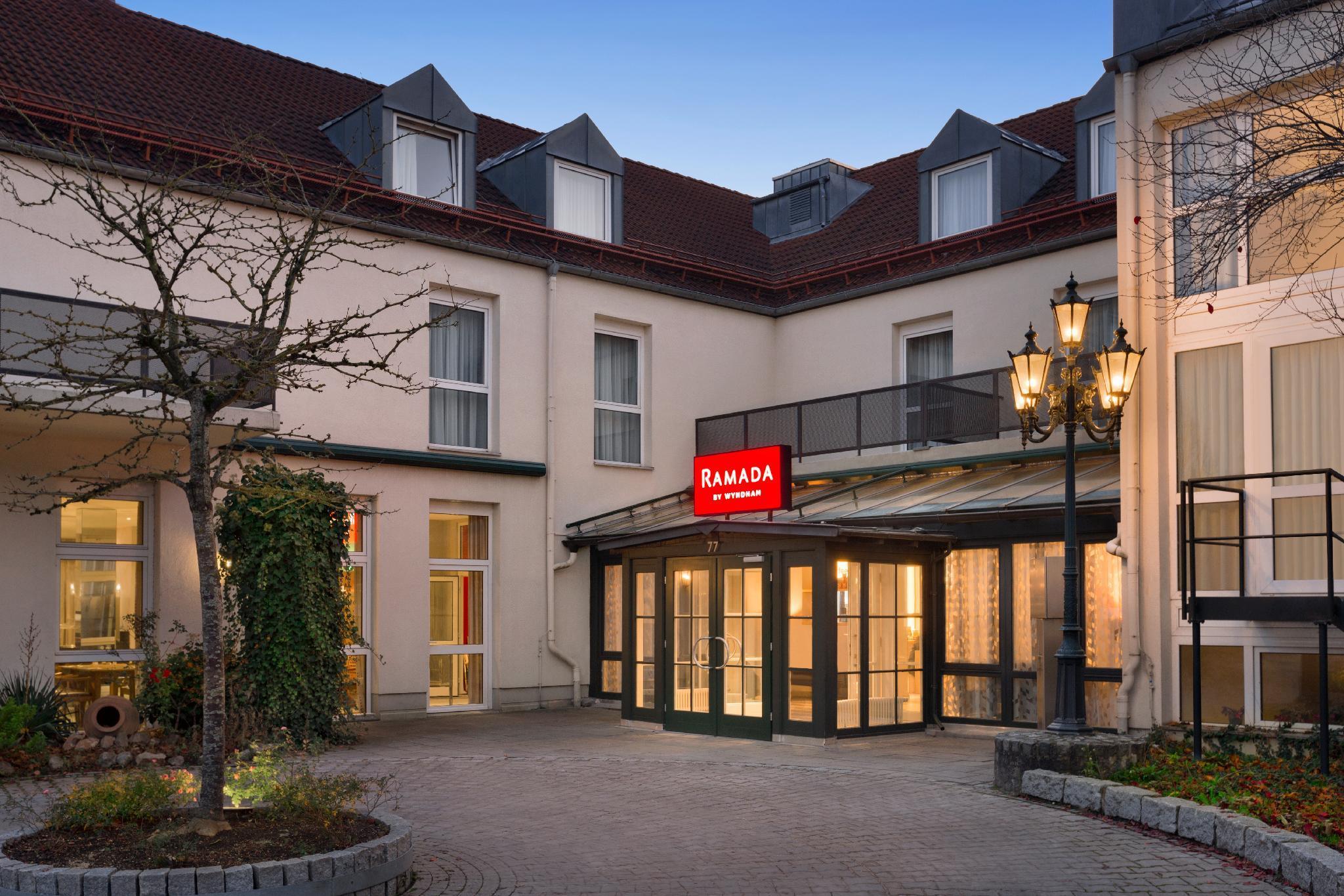 Ramada By Wyndham Muenchen Airport Munich Booking Deals