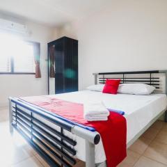 Toko Baja Ringan Bandar Lampung Kota Reddoorz Bambu Kuning Guesthouse Bed And Breakfast