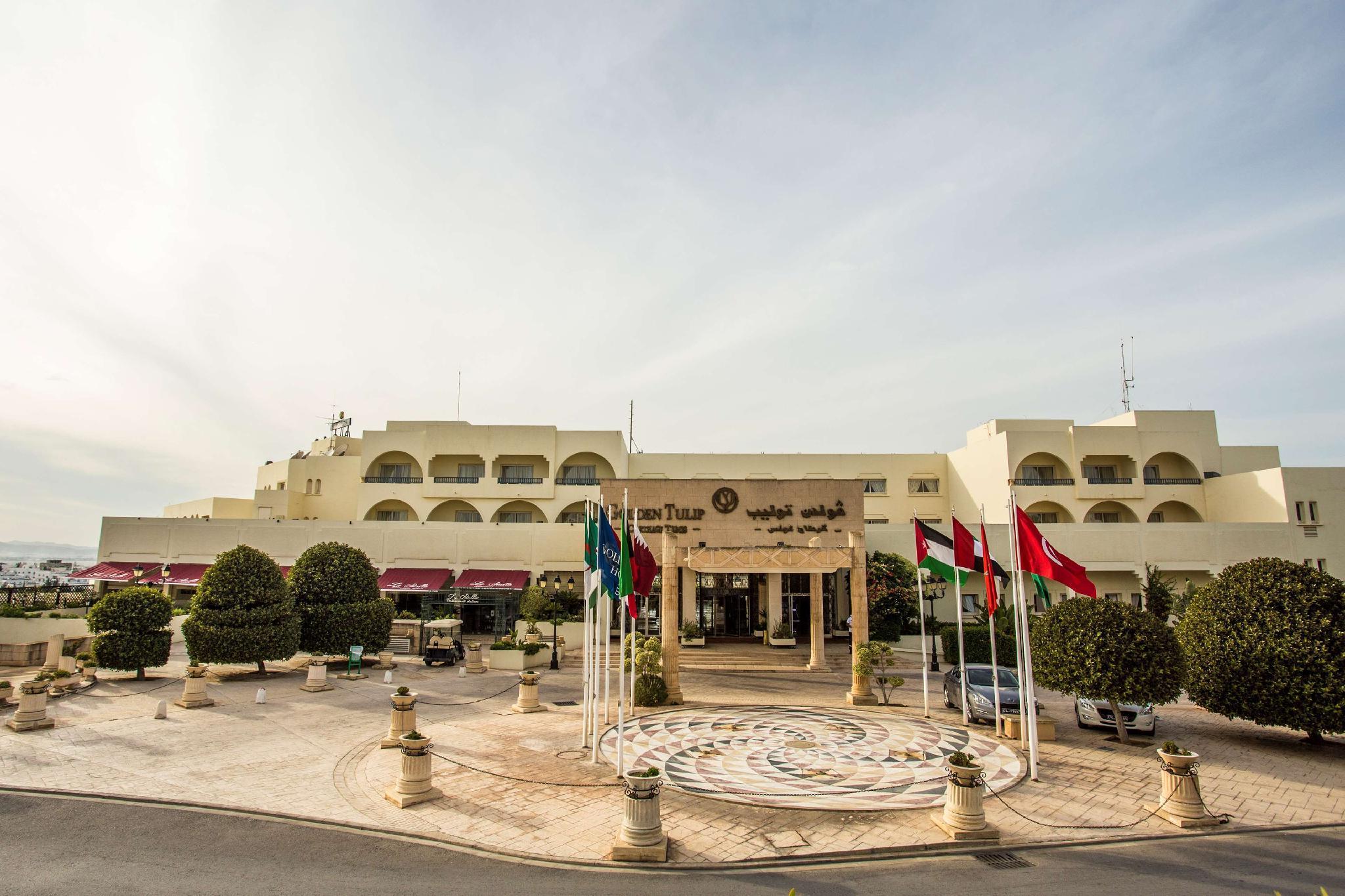 Golden Tulip Carthage Tunis Hotel In La Marsa Room Deals