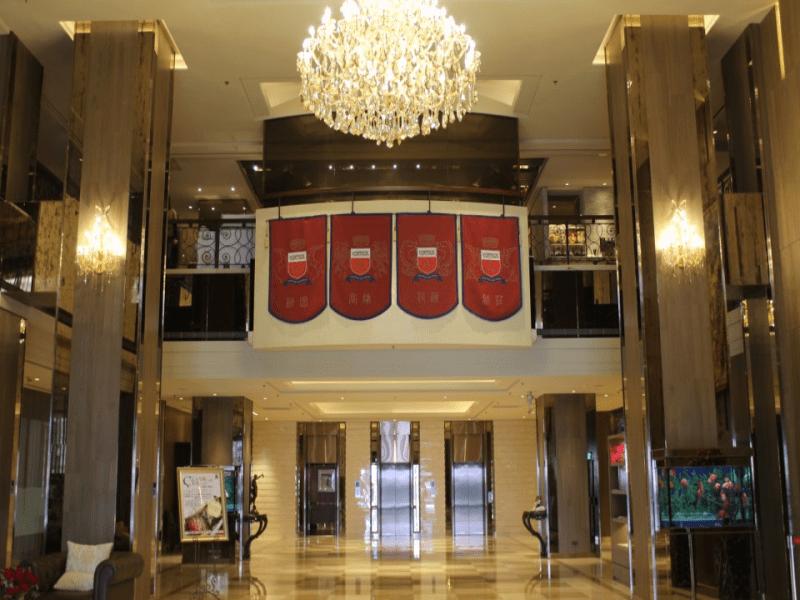 桃園市桃園翰品酒店 (Chateau de Chine Hotel Taoyuan) - Agoda 提供行程前一刻網上即時優惠價格訂房服務