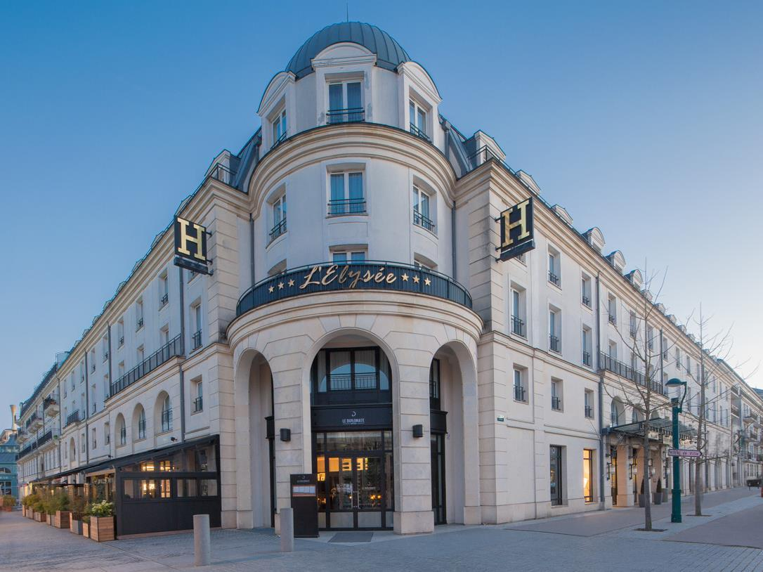 Hotel lElysee Val dEurope Paris  FROM 82  SAVE ON AGODA