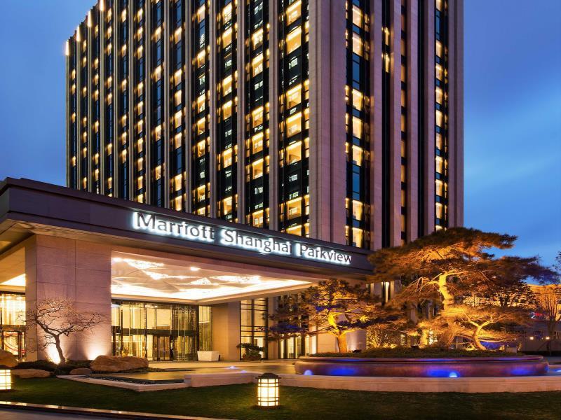 上海寶華萬豪酒店 (Shanghai Marriott Hotel Parkview)_豪華型_預訂優惠價格_地址位置_聯系方式