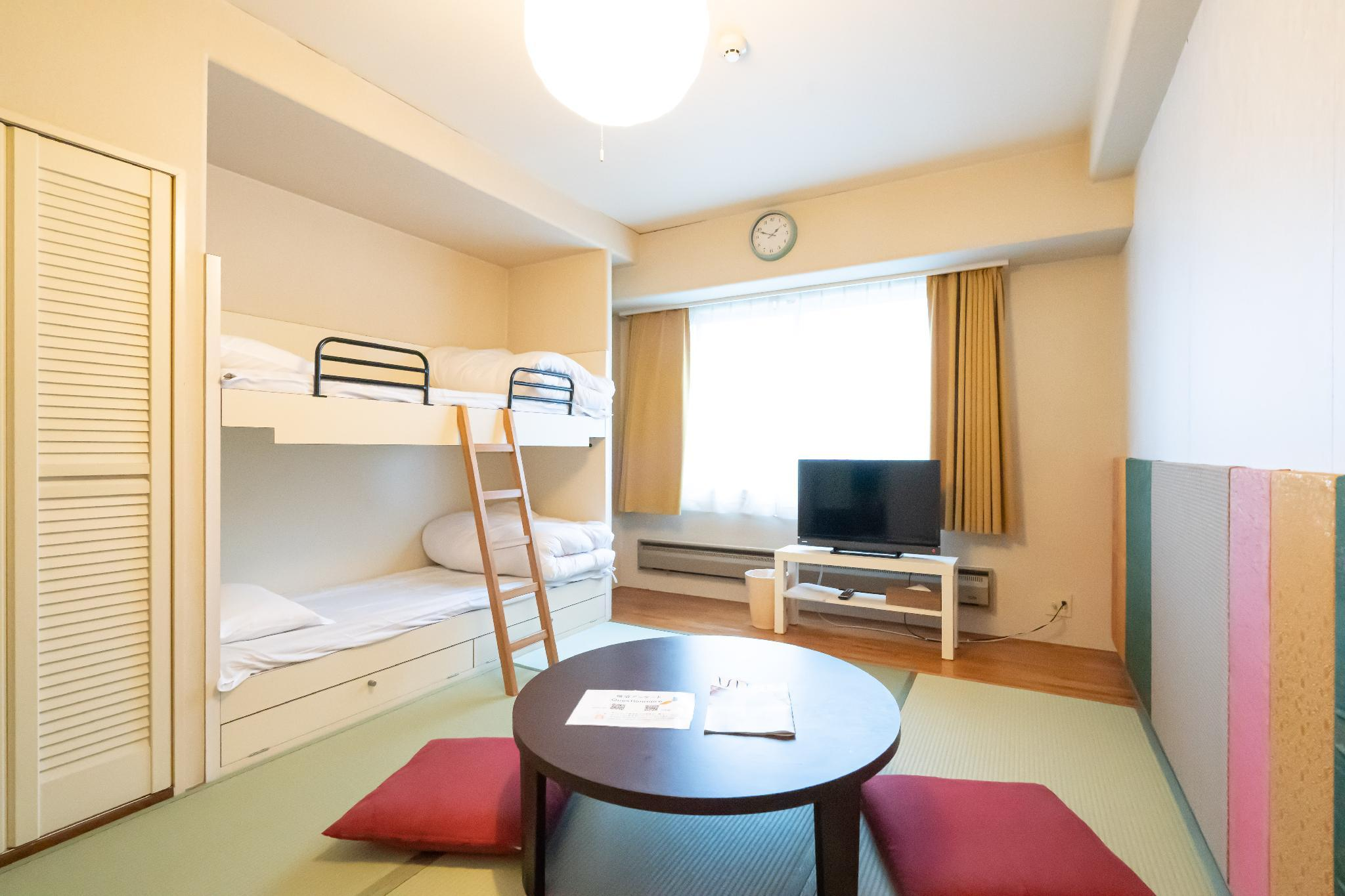 New Japanese Style Room Hot Spring 407 Apartment Yuzawa