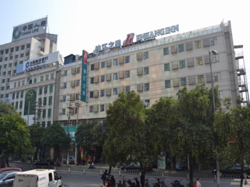 Jinjiang Inn Nanchang Bayi Square Yongshu Road In China