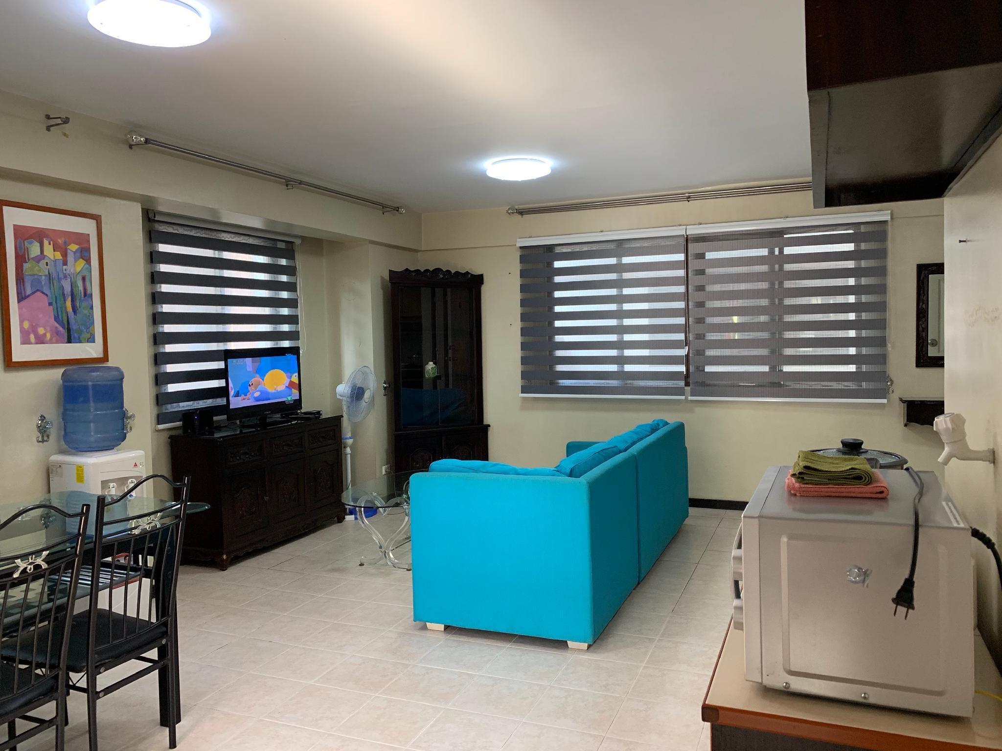 2 Br Condo Unit W Balcony In Pasig Cainta 64sqm Apartment