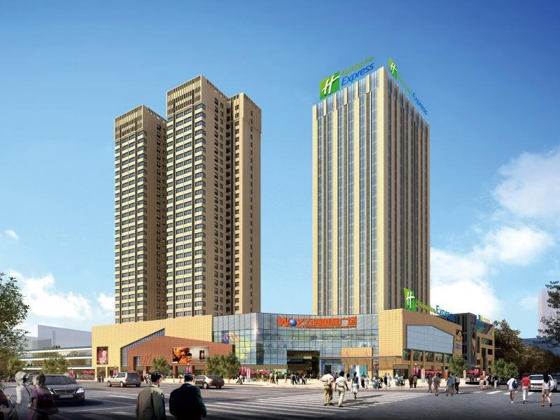 Tinghu Map And Hotels In Tinghu Area Yancheng