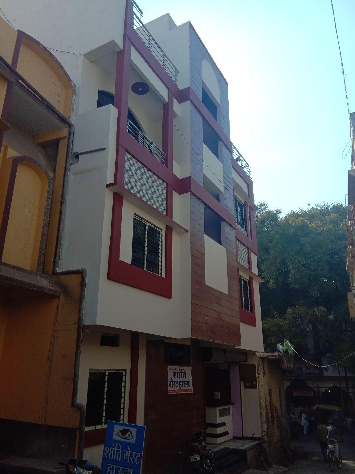 Shanti Guest House For Dream Holidays Kartik Chowk