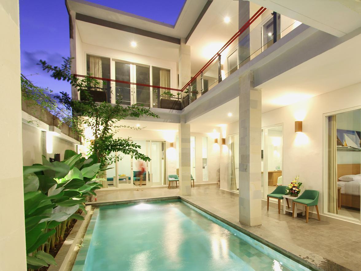Apple Suite Apartment Bali Booking Agoda Com