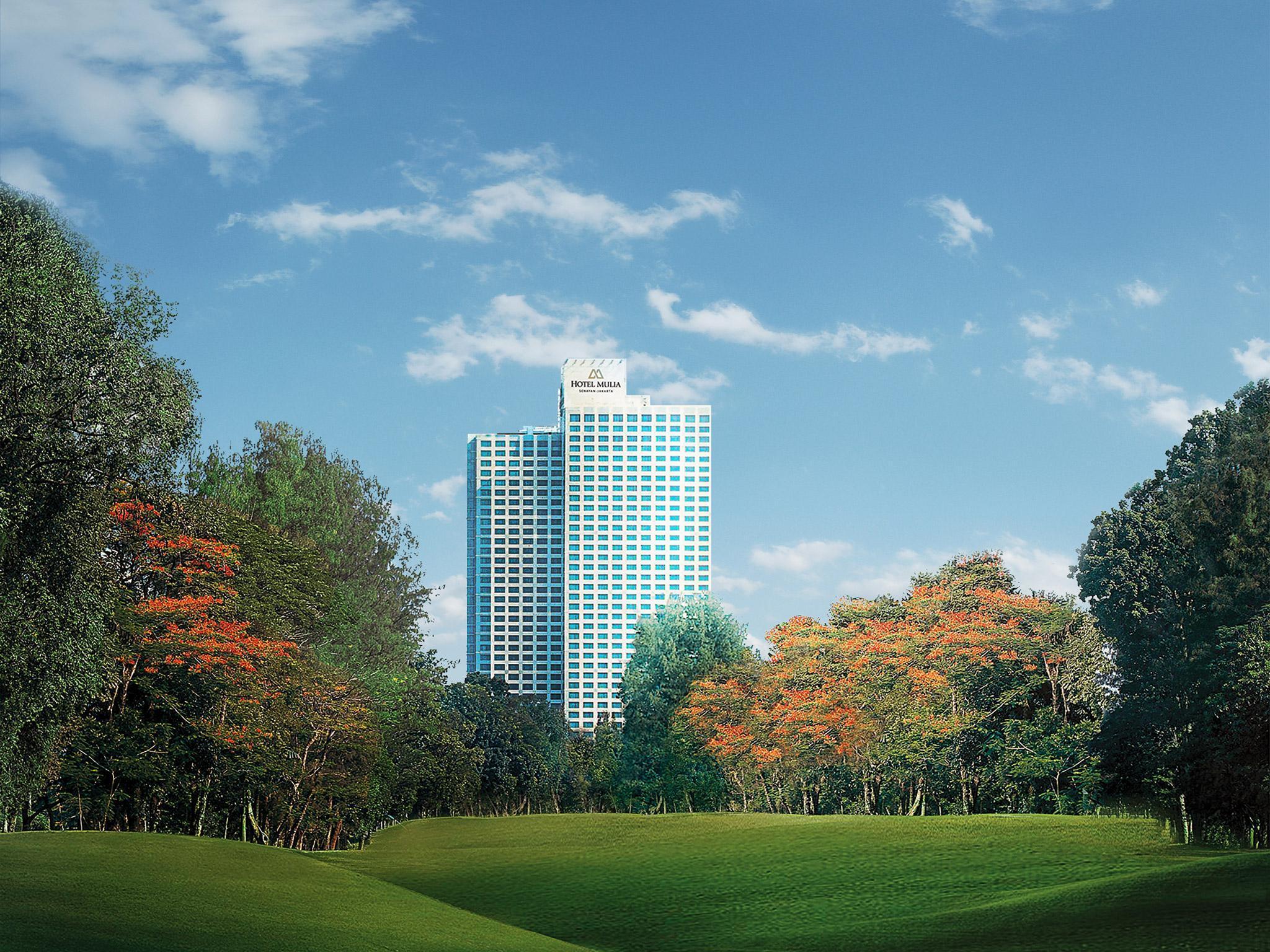 Hotels Near Jakarta Convention Center Jcc Jakarta Best