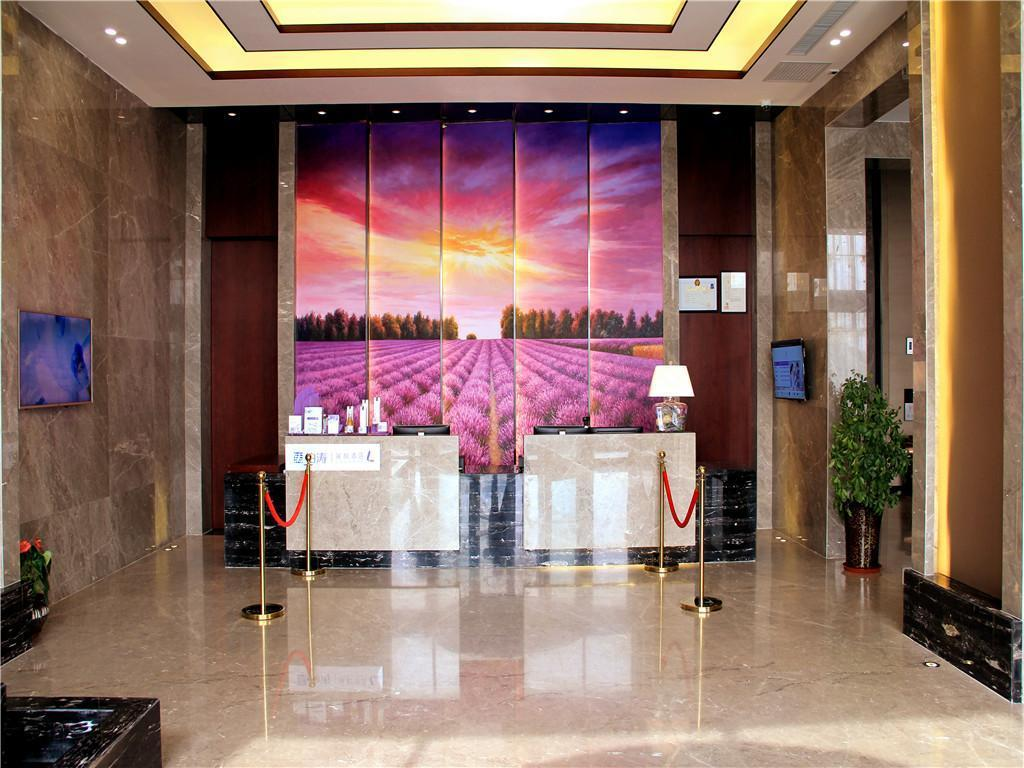Book Lavande Hotels Qinhuangdao Railway Station In China
