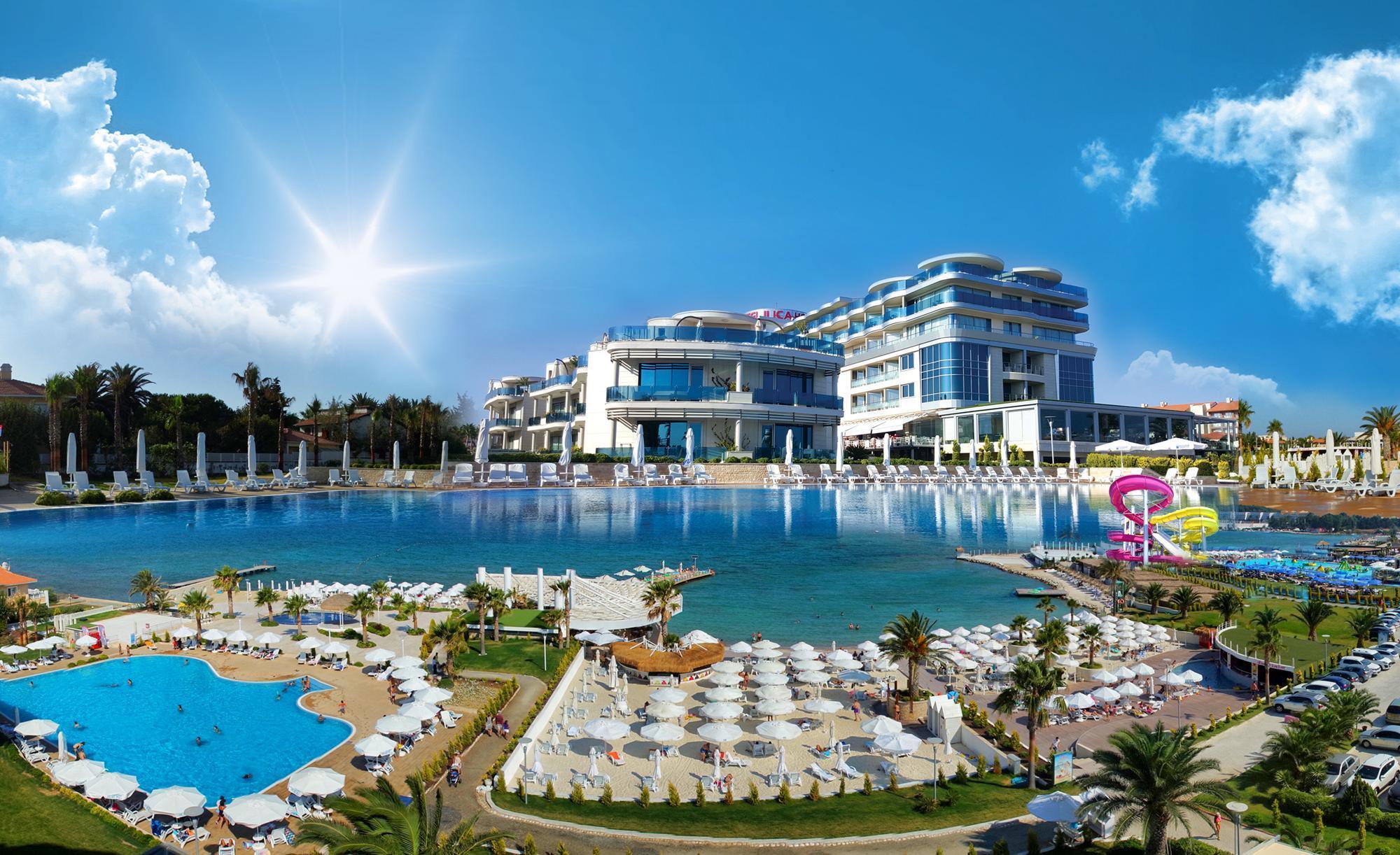 Ilica Hotel Spa Thermal Resort Altinyunus Cesme Room
