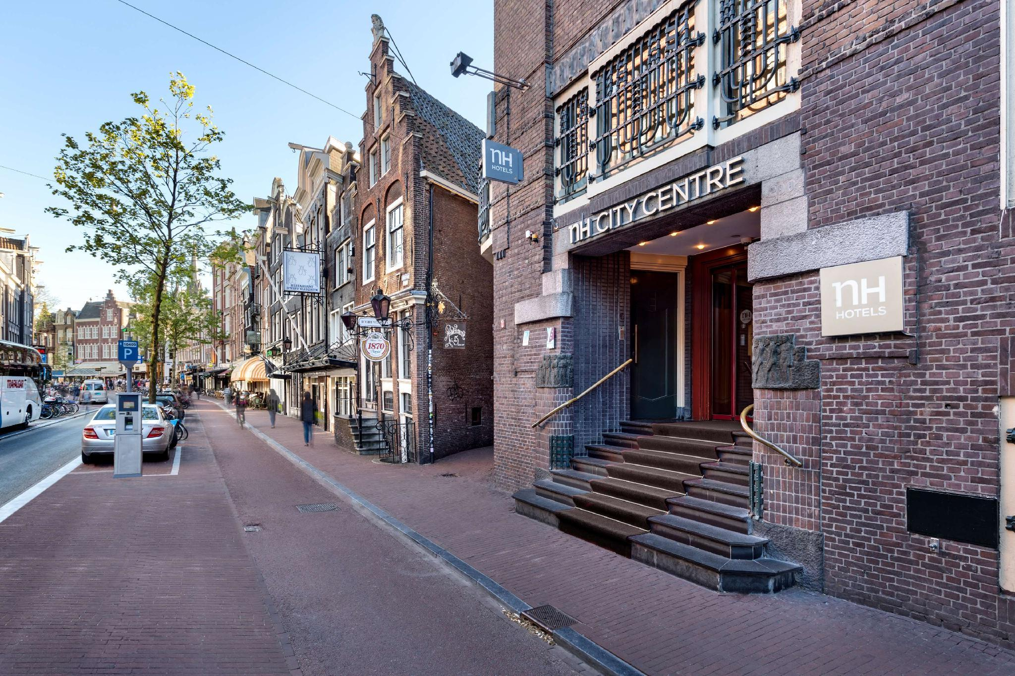 NH Amsterdam City Centre in Netherlands  Room Deals Photos  Reviews