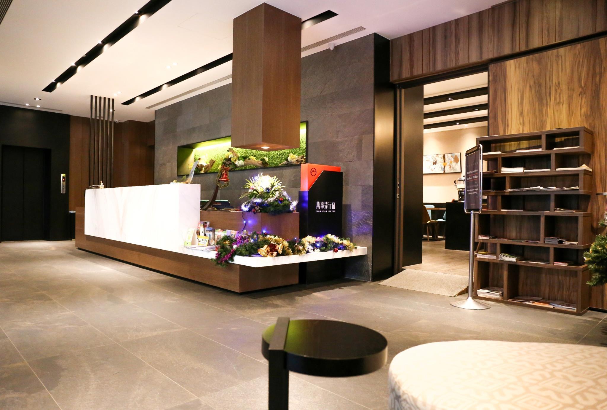 臺北市 萬事達旅店西門一館 (Wonstar Hotel Ximen I) | Agoda推介住宿